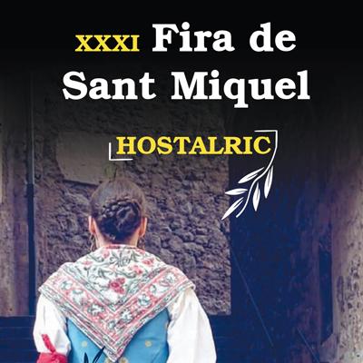 XXXI Fira de Sant Miquel - Hostalric 2021