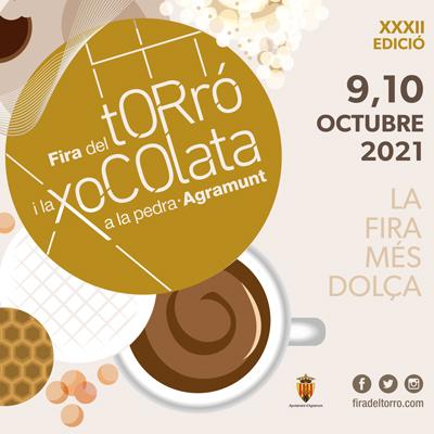 Fira del Torró i la Xocolata a la Pedra - Agramunt 2021