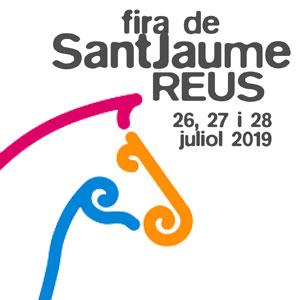 Fira de Sant Jaume al Parc de la Festa, Reus, 2019