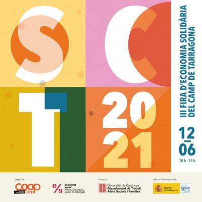 Fira d'Economia Solidària del Camp de Tarragona, 2021