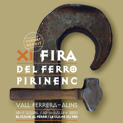 Fira del Ferro Pirinenc, Alins, 2021