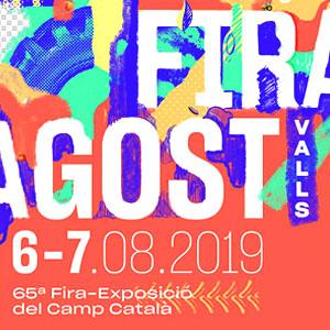 Firagost, 65a Fira-Exposició del Camp Català a Valls, 2019