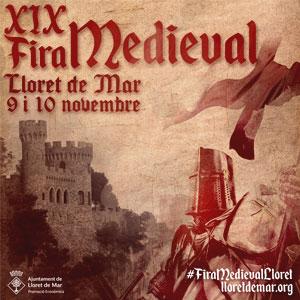 XIX Fira Medieval de Lloret de Mar, 2019