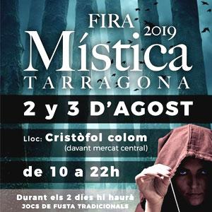 Fira Mística a Tarragona, 2019