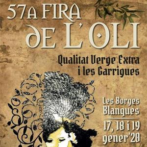 Fira de l'Oli Qualitat Verge Extra i Les Garrigues a Les Borges Blanques, 2020