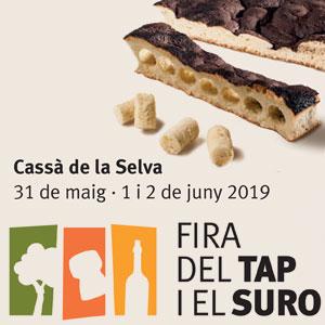 Fira del Tap de Suro a Cassà de la Selva, 2019