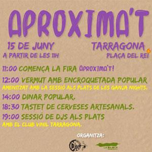 Fira Aproxima't a Tarragona, 2019