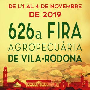 626a edició de la Fira Agropecuària de Vila-rodona, 2019