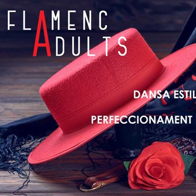 Curs de flamenc per adults - Centre de Dansa Neus Rodés 2021