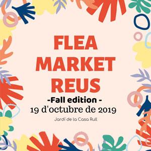 Flea Market Reus, octubre 2019