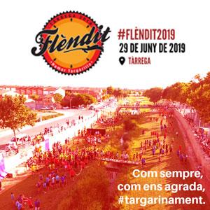 9a edició de la gimcana 'Flèndit' a Tàrrega, 2019