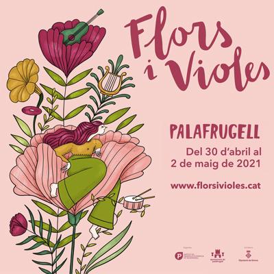 Flors i Violes, Palafrugell, 2021