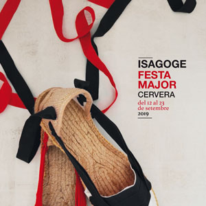 Isagoge - Festa Major de Cervera 2019