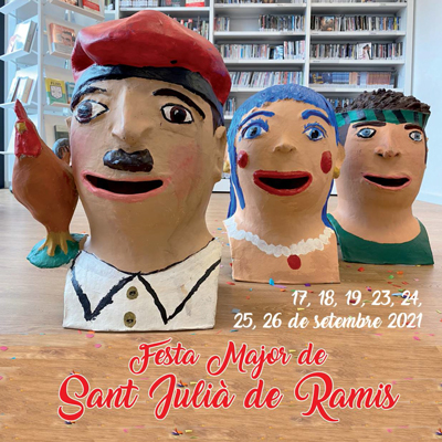 Festa Major - Sant Julià de Ramis 2021