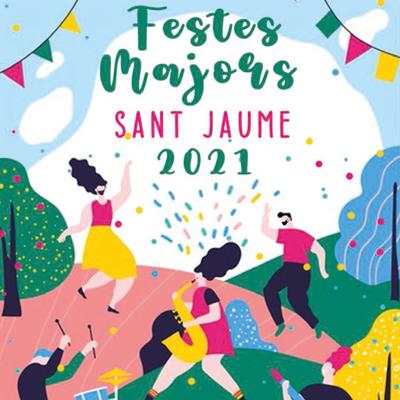 Festes Majors - Sant Jaume d'Enveja 2021