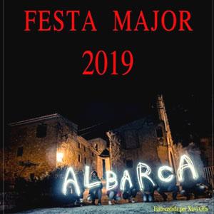 Festa Major d'Albarca, Cornudella de Montsant, 2019
