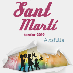 Festa Major d'Altafulla, Sant Martí, 2019