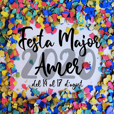 Festa Major d'Amer, 2020