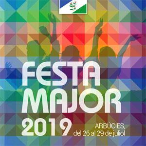 Festa Major d'Arbúcies, 2019
