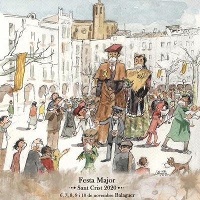 Festa Major de Sant Crist de Balaguer, 2020