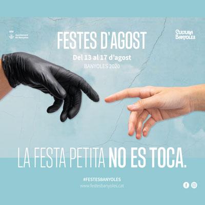 Festes d'agost, Festa Major Petita, Banyoles, 2020