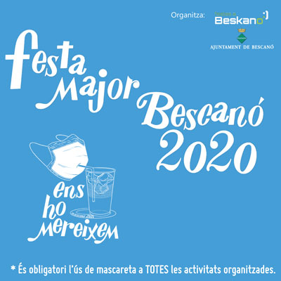 Festa Major de Bescanó, 2020