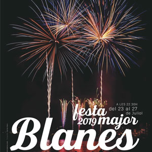 Festa Major de Blanes, 2019