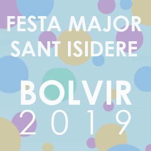 Festa Major de Bolvir, 2019