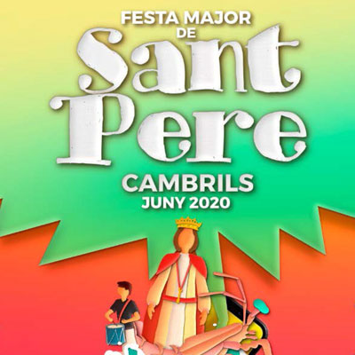 Festa Major de Sant Pere de Cambrils, 2020