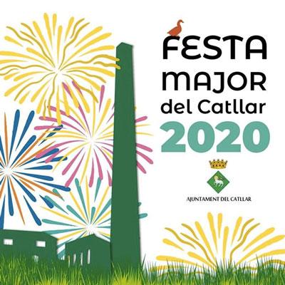 Festa Major El Catllar, 2020