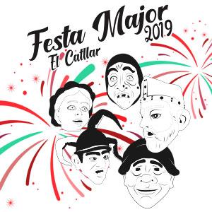 Festa Major del Catllar, 2019