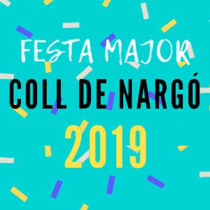 Festa major de Coll de Nargó, 2019