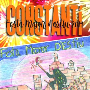 Festa Major de Constantí, 2019