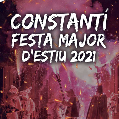 Festa Major de Constantí, 2021