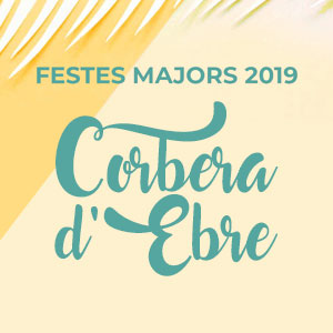 Festes Majors de Corbera d'Ebre, 2019