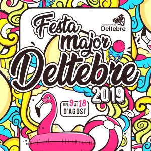 Festa Major de Deltebre, 2019