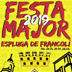 Festa Major de l'Espluga de Francolí, 2019