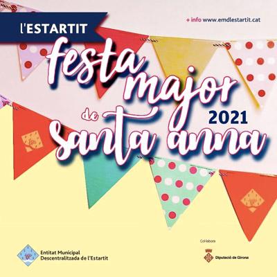 Festa Major de l'Estartit, 2021