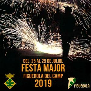 Festa Major de Figuerola del Camp, 2019