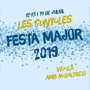 Festa Major de Les Gunyoles, 2019