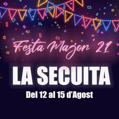 Festa Major de La Secuita, 2021