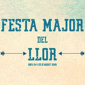 Festa Major del Llor, Torrefeta i Florejacs, 2019