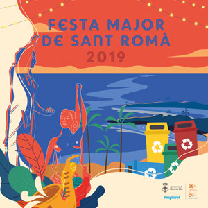 Festa Major de Sant Romà a Lloret de Mar, 2019