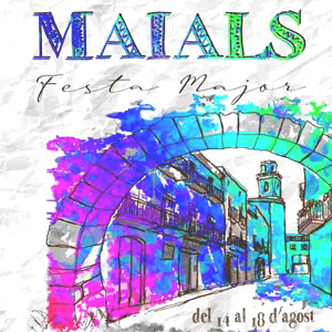 Festa Major de Maials, 2019