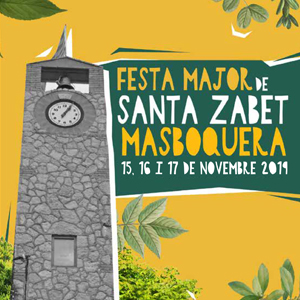 Festa major de Masboquera, 2019
