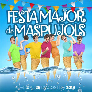 Festa Major de Maspujols, 2019