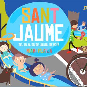Festa Major De Sant Jaume De Miami Platja
