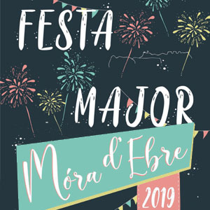 Festa Major de Móra d'Ebre, 2019