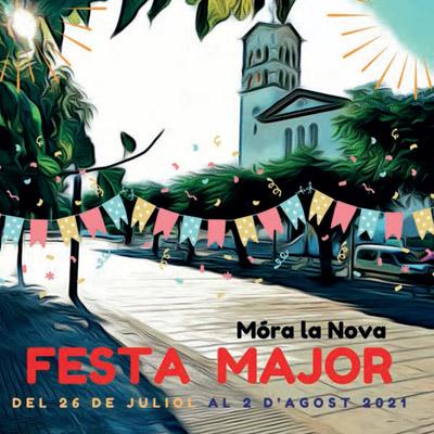 Festa major de Móra la Nova, 2021