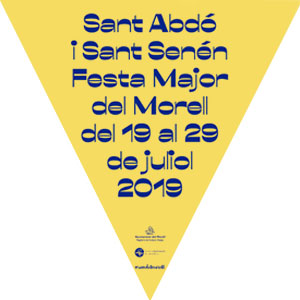 Festa major del Morell, 2019